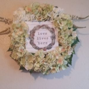 Hand Crafted WREATH